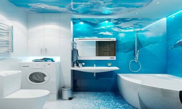 Фото ванной комнаты