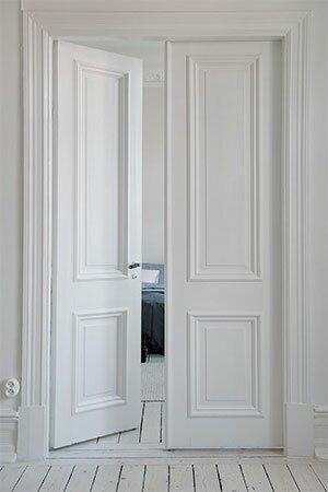 Ширина межкомнатных дверей
