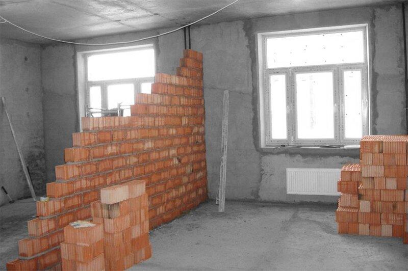 ремонт квартиры в новостройке с нуля