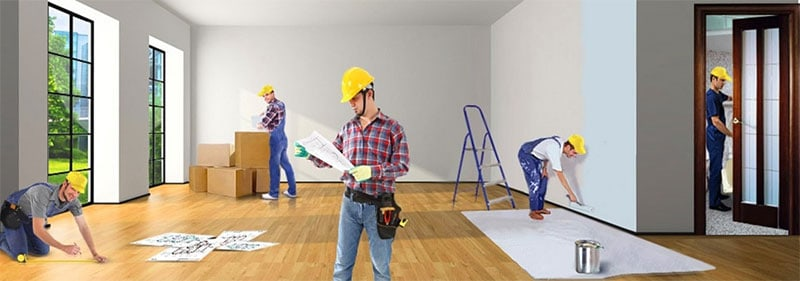 с чего начать ремонт в квартиры
